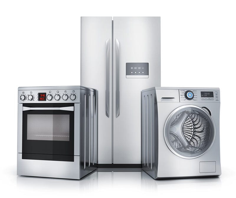Washing machines and dryers Movers